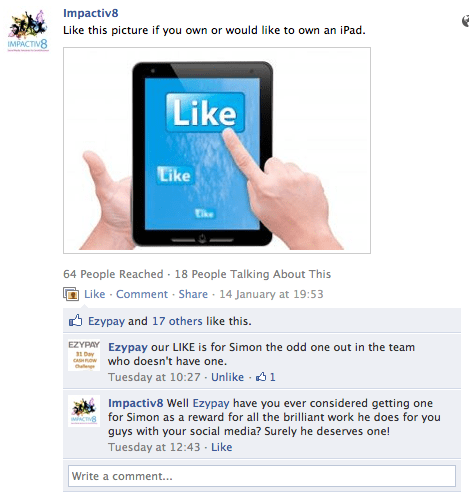 8 Tips For Increasing Engagement On Facebook Status Updates Using Photos