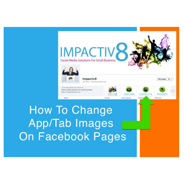 Video: How To Change App Images On Facebook Business Pages