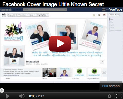 Shhh… Facebook Cover Image Little Known Secret