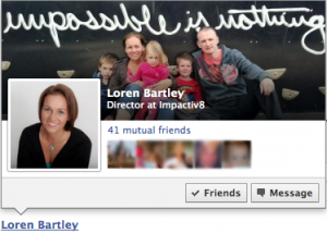 Loren Bartley, Impactiv8,