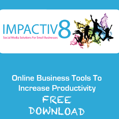 FREE eBook: Online Business Tools To Increase Productivity