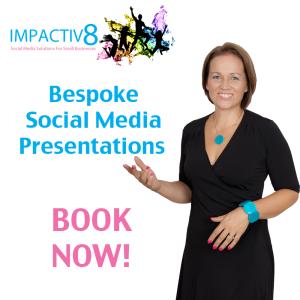 Bespoke Social Media Presentations Book Now