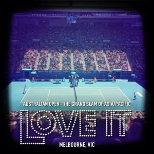 Australian Open 2013 - InstaPlace, cool photography apps, Instagram,
