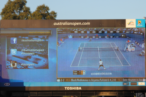Australian Open - Facebook Twitter Instagram Follow, Tennis,Melbourne, Social Media Apps and Events, Impactiv8