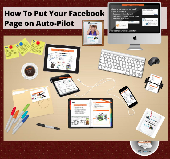 How To Put Your Facebook Page On Auto-Pilot