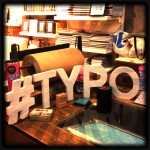 Example of a Hashtag used in store