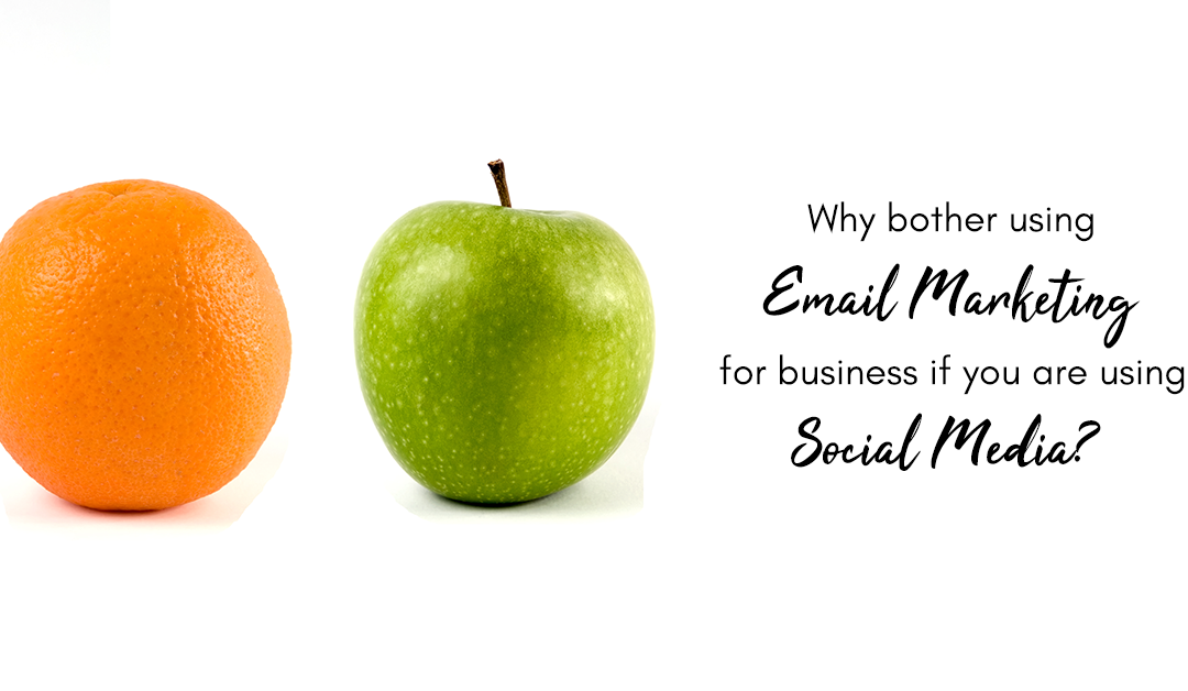Why bother using social media for business if you are using social media