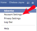 How To Request A Copy Of Your Facebook Data - Account Settings