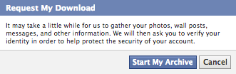 How To Request A Copy Of Your Facebook Data - Request My Download