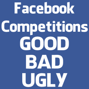 Facebook Competition Rules 2013