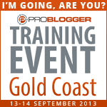 ProBlogger Event 2013 Virtual Pass – Tickets Now On Sale!