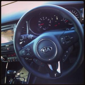 Kia Rondo Steering Wheel