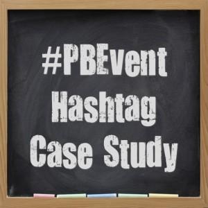 PB Event Hashtag Case Study