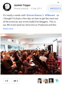 Tips For Using Hashtags At Events - How To Get The Most Out Of PB Event