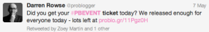 Tips For Using Hashtags At Events - PB Event Ticket Sales