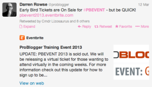 Tips For Using Hashtags At Events - PBEvent Early Bird Tickets