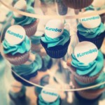 #LorenB40 Hashtag Cupcakes
