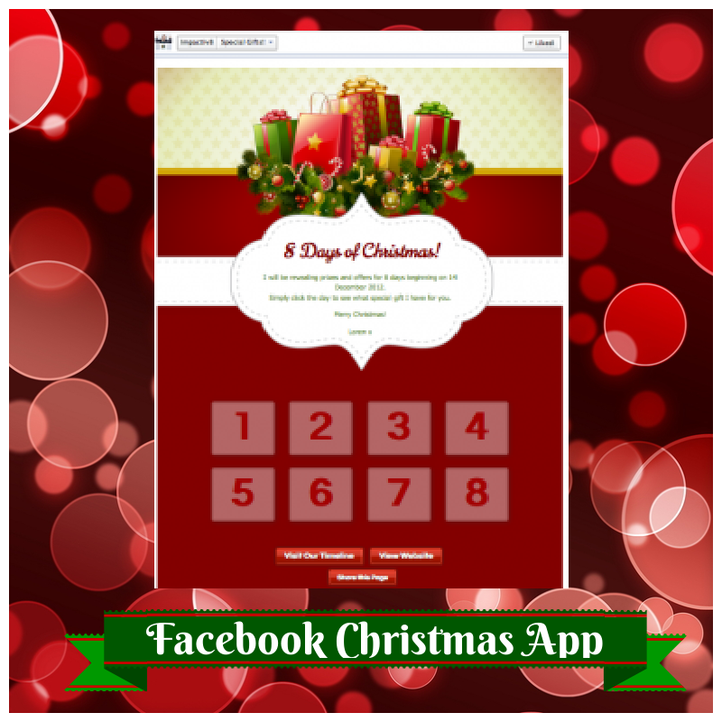 Facebook Christmas Apps: Have You Set One Up For Your Business Yet?