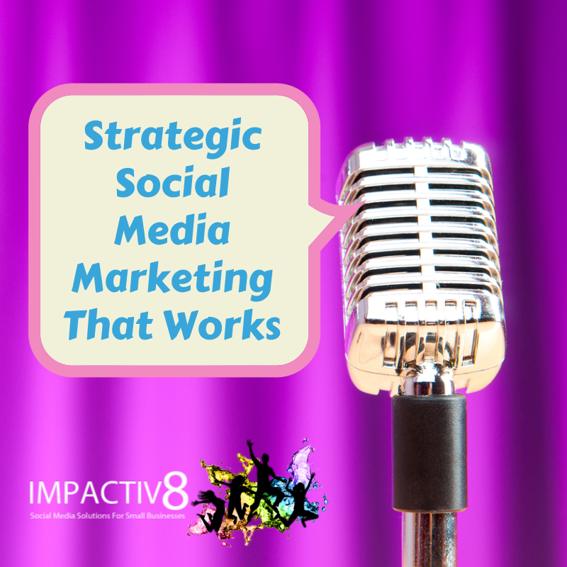 Strategic Social Media Marketing That Works