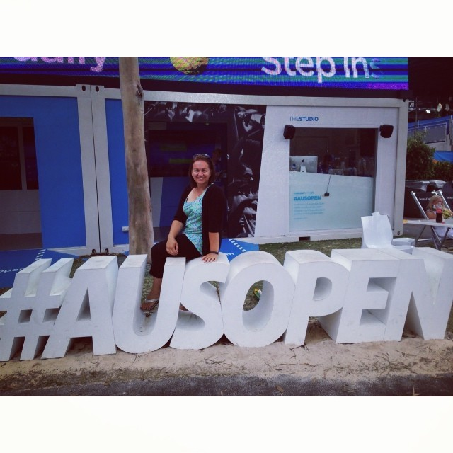 Australian Open 2014: Hashtags, Check-ins & Tweets