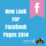 New Look For Facebook Pages 2014