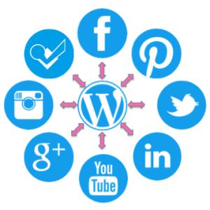 Website Home Base Social Media Outposts