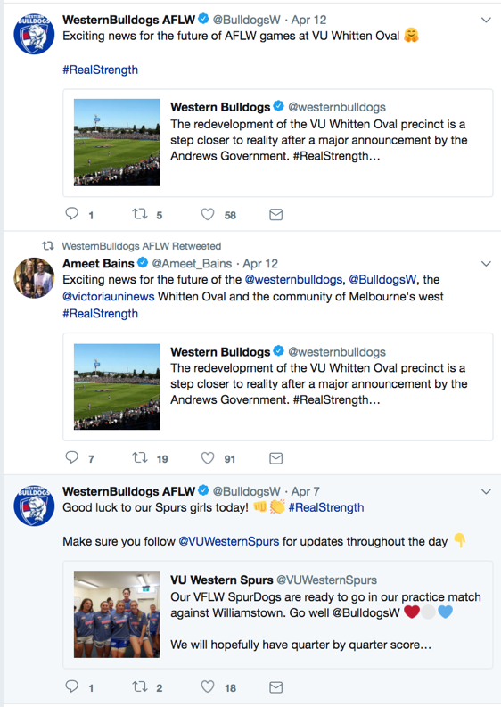 Campaign Hashtag Strategy - #RealStrength