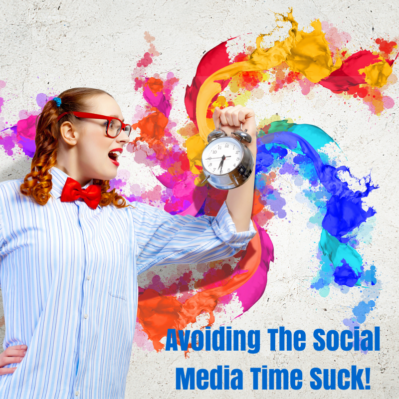 STOP Making Social Media Time Consuming For Business