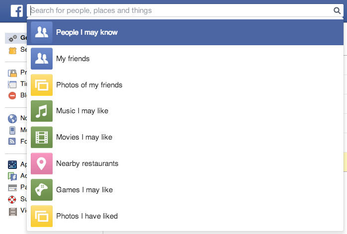 How To Get Access To Facebook Graph Search | Impactiv8