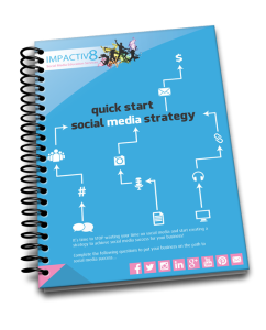 Download Your FREE Quick Start Social Media Strategy Workbook
