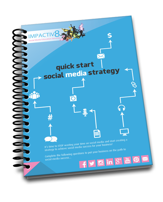Quick Start Social Media Strategy Workbook