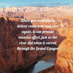 Drip Feed Marketing Grand Canyon