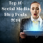 Top 10 Social Media Blog Posts 2014