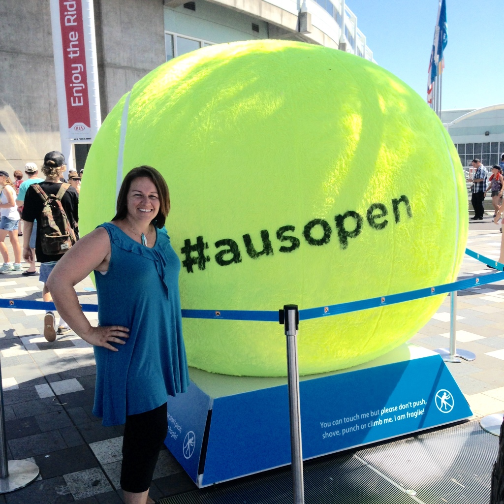 Social Media At The Australian Open 2015