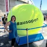 #AusOpen 2015 Hashtag