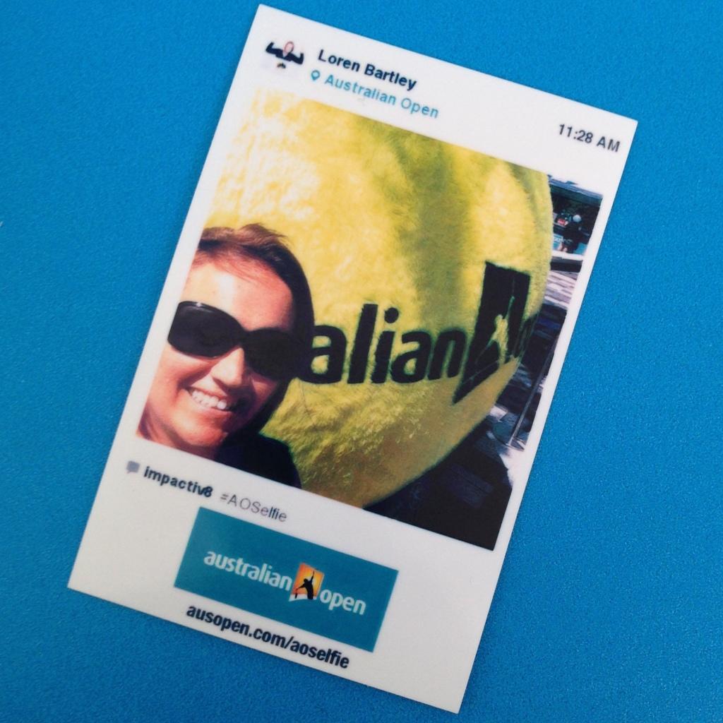 Social Media At The Australian Open 2015