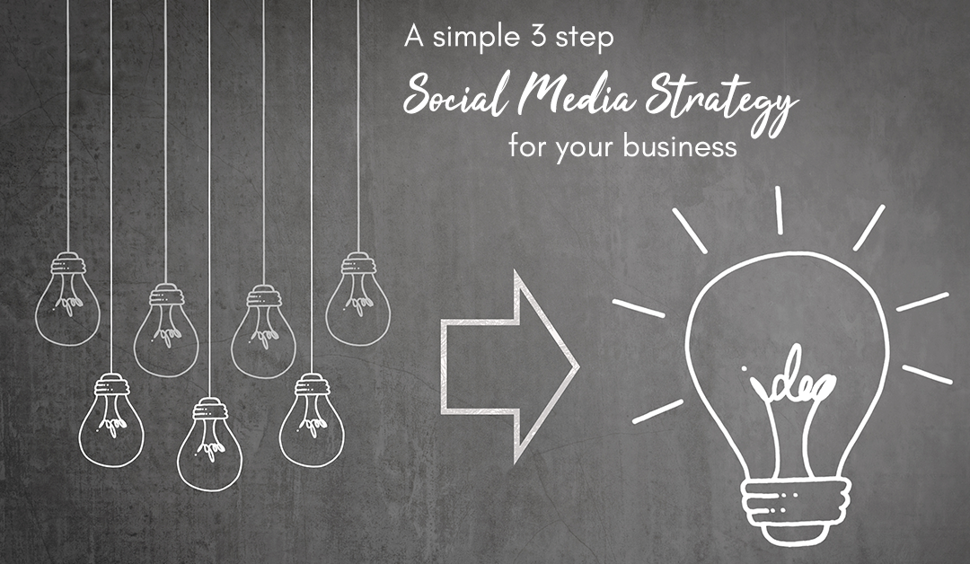 Want A Simple Social Media Strategy For Your Business?