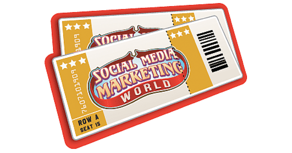Social Media Marketing World 2015 Virtual Ticket