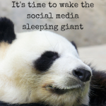 It's time to wake the social media sleeping giant - Google+