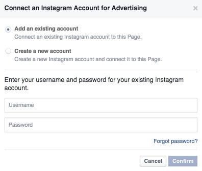 Create Instagram Ads on Facebook - Connect an Instagram Account For Advertising