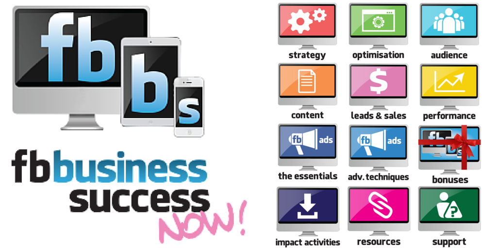FB Business Success NOW modules
