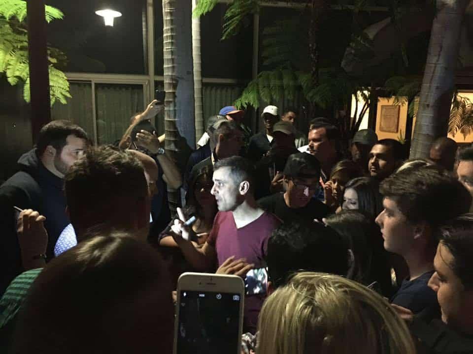 Gary Vaynerchuk Crowd