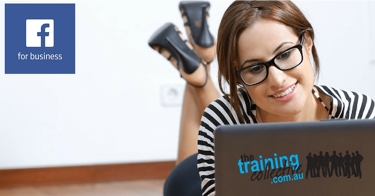 Facebook for Business Training Workshop Melbourne