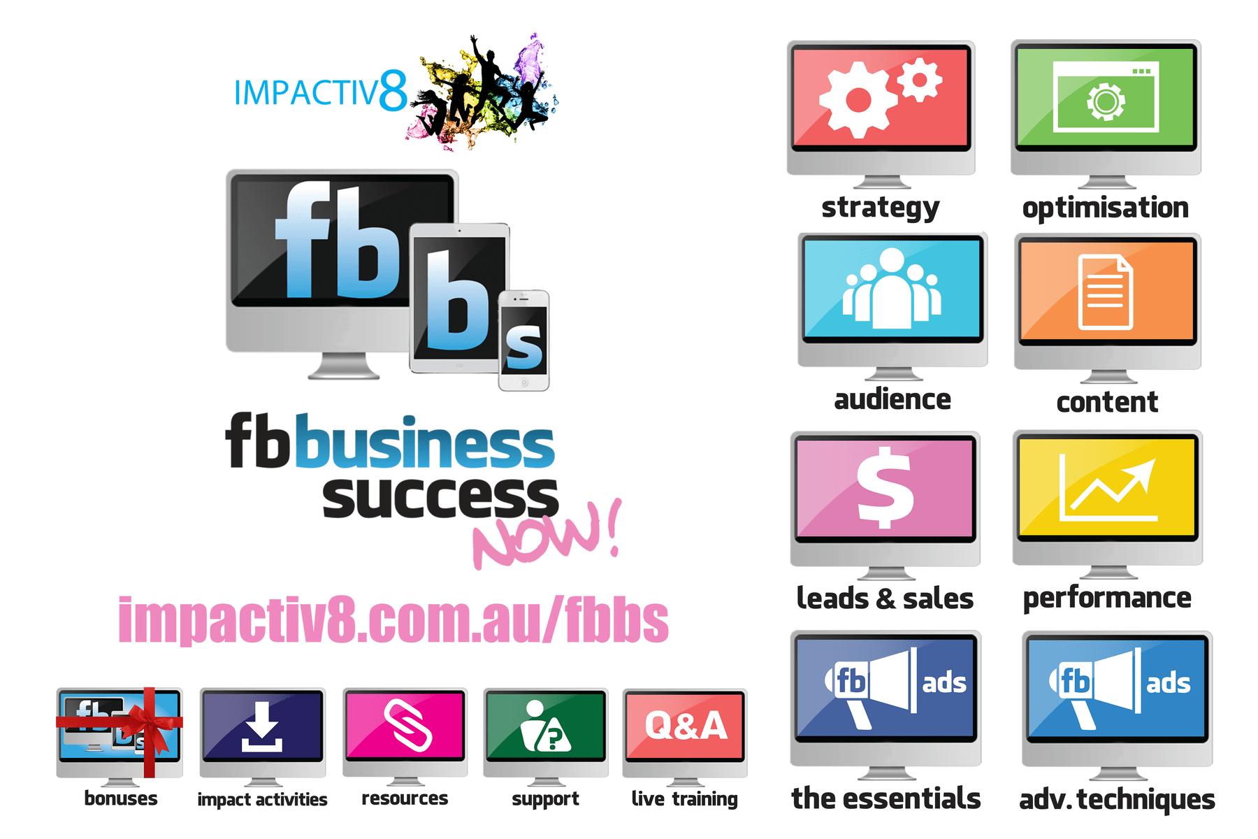 Facebook Online Training Program for Business