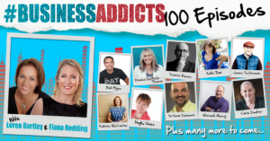 Business Addicts 100 Episode Party