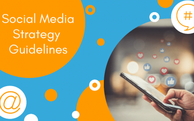 Social Media Strategy Guidelines