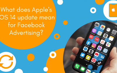 What does Apple's IOS 14 update mean for Facebook Advertising?