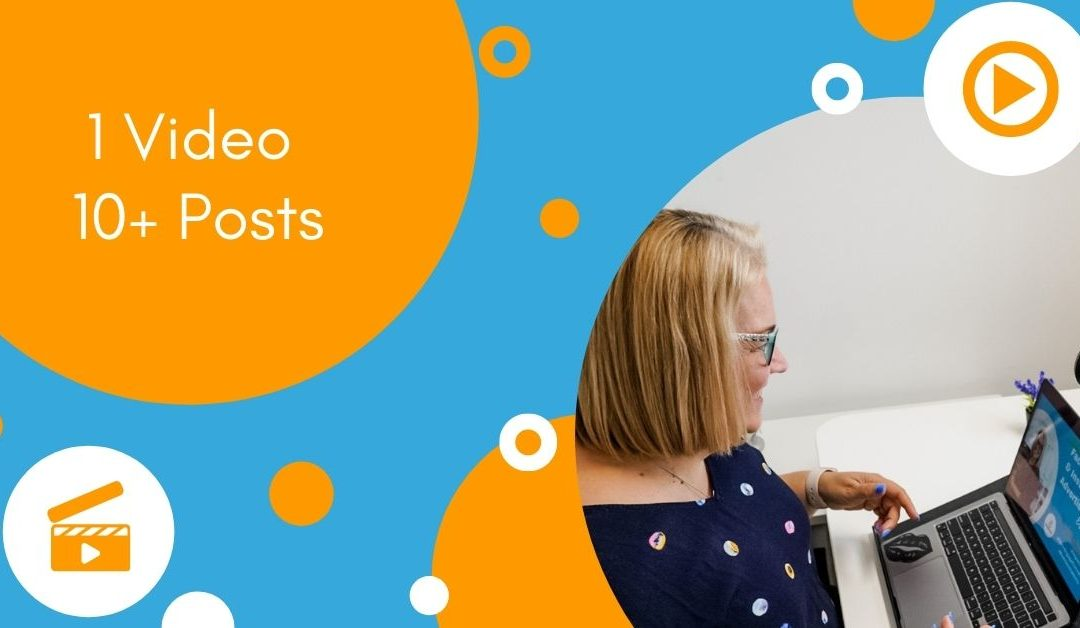 Maximise your video ROI with at least 10 ways to repurpose